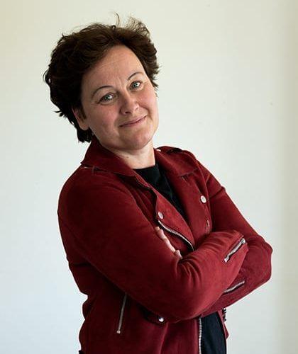 Rektor Angelica Christiansson